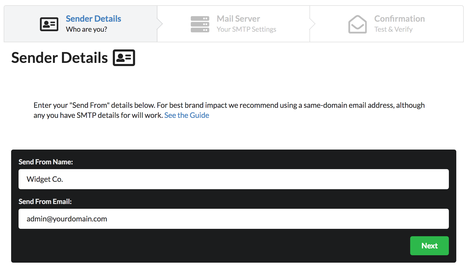 Setting up SMTP outbound emails with ZBS CRM – Zero BS CRM
